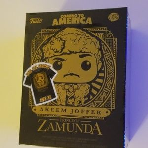Funko Pop Coming To America Target Exclusive